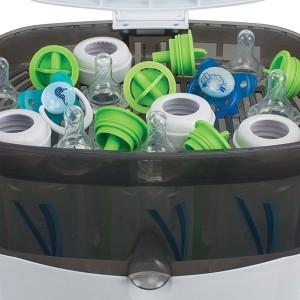 Dr.Brown's Deluxe Bottle Steriliser, Αποστειρωτής Ατμού 6 Θέσεων