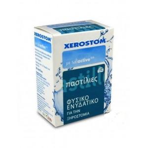 Xerostom Παστίλιες Για Την Ξηροστομία Λεμόνι 30τμχ