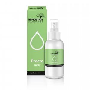 Benostan Procto Spray 100ml Αντιμετώπιση Αιμορροΐδων