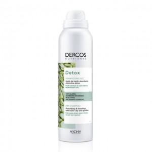 Vichy Dercos Nutrients Detox Dry Shampooing Sec Ξηρό Σαμπουάν Μαλλιών 150ml
