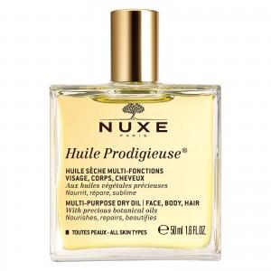 Nuxe Huile Prodigieuse Ξηρο Λάδι Ενυδάτωσης, 50ml