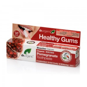 DR.ORGANIC POMEGRANATE Toothpaste 100ml