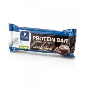 My Elements Protein bar double choco flavor 60gr