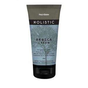 Frezyderm Holistic Arnica Cream Κρέμα Άρνικας για Πρόσωπο & Σώμα που Ανακουφίζει Τραυματισμούς & Μυϊκή Καταπόνηση, 50ml