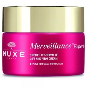 Nuxe Merveillance expert Creme lift-fermete Κρέμα ημέρας για lifting και σύσφιξη, για κανονική επιδερμίδα, 50ml