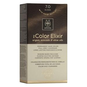 Apivita My Color Elixir Βαφή 7.0 Ξανθό