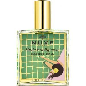Nuxe Huile Prodigieuse Ξηρό Λάδι Ενυδάτωσης για Πρόσωπο, Σώμα & Μαλλιά Limited Edition Κιτρινο, 100ml