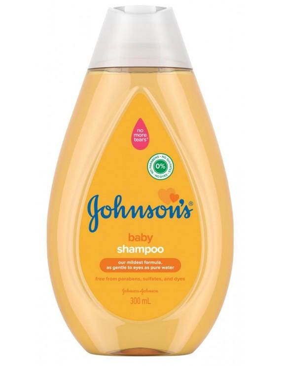 JOHNSON'S Baby Sampoo 300ml