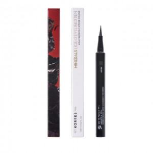 Korres Liquid Eyeliner Pen Black 01