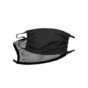 Vican Υφασμάτινη Προστατευτική Μάσκα με Φίλτρο Ενεργού Άνθρακα Πολλαπλών Χρήσεων 1 τμχ.