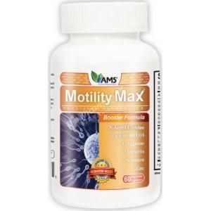 AMS Motility Max 60 veg caps