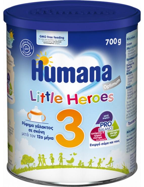 HUMANA - Humana 3 Optimum (μετά τον 12ο μήνα) - 700gr