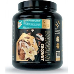 SCN Complete X4 Egg Whey Beef Isolate + Hydrolyzed Protein Formula 90% Vanilla-walnut-almond