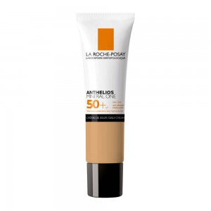 La Roche Posay Anthelios Mineral One SPF50+ 04 Brown Αντηλιακή Προσώπου με Χρώμα 30ml