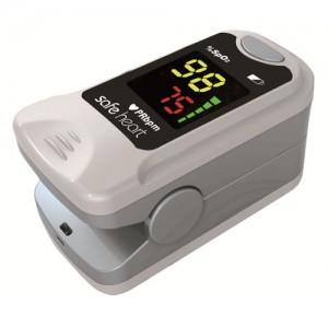 SAFE HEART Παλμικό Οξύμετρο Δακτύλου SHO-3001