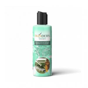 Skinderx Shampoo Ολοκληρωμένη πρόταση για την αντιμετώπιση του Demodex 100ml
