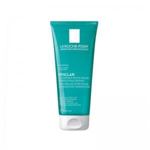 La Roche-Posay Effaclar Micro-Peeling Purifying Gel Wash - Αφρώδες Τζελ Καθαρισμού & Απολέπισης Πρόσωπο & Σώμα, 200ml