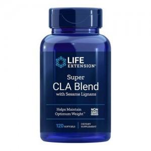 Life Extension Super Cla Blend with Sesame Lignans 1000mg Φυσική Απώλεια Βάρους και Μυϊκή Τόνωση 120 softgels