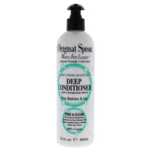 Original Sprout Deep Conditioner for Babies & Up 354ml