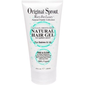 Original Sprout Natural Hair Gel For Babies & Up 118ml