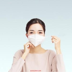 Face Mask FFP2 KN95 .Μάσκα αναπνευστικής προστασίας 10 TMX