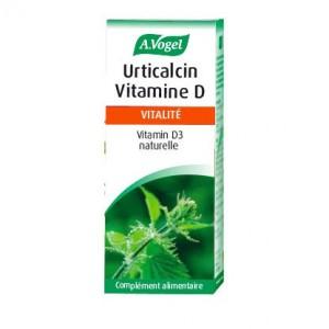 A. Vogel Urticalcin Vitamin D, 180 tabs