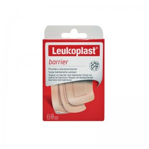 Leukoplast - Professional Barrier 3 μεγέθη (38mm X 38mm) + (22mm X 72mm) + (38mm X 63mm)
