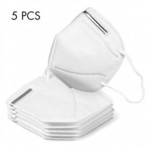 Μασκα FFP2 Face Mask  Anti-foaming Breathing Protective (5 ΤΜΧ)