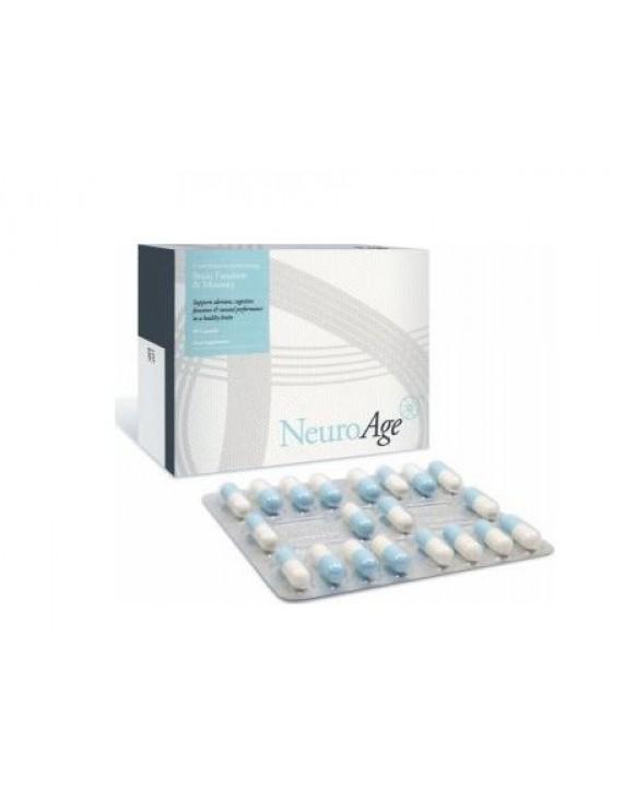 NeuroAge Για Την Ενίσχυση Των Λειτουργιών του Εγκεφάλου 60 caps