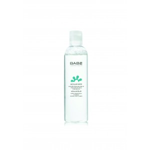 Babe Micellar Water (250ml) Νερό καθαρισμού & ντεμακιγιάζ
