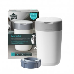 Tommee Tippee Twist And Click Κάδος Απόρριψης Πάνας