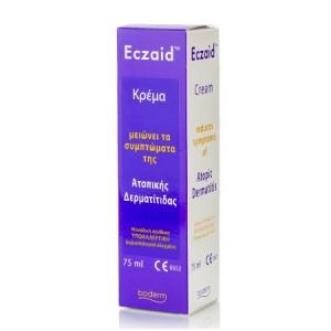 Boderm Eczaid Κρέμα για την Ατοπική Δερματίτιδα, 75ml