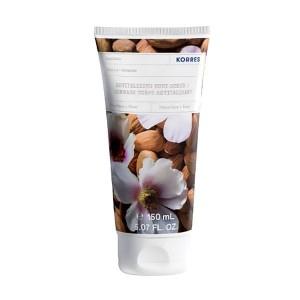 Korres Revitalizing Body Scrub Almond Απολεπιστικό Σώματος Αμύγδαλο, 150ml