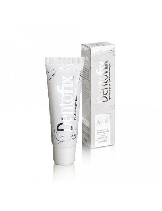 Dentofix Cream 50gr (Στερεωτική Κρέμα Τεχνητών Οδοντοστοιχιών)
