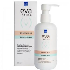 Eva Intima Wash Original Υγρό Καθαρισμού Ευαίσθητης Περιοχής 250ml.