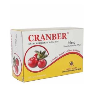 Medichrom Cranber Extra Farmellas 60Caps