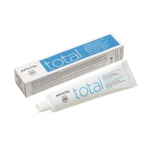 Apivita Natural Dental Care Total Οδοντοκρεμα με Προπολη και Δυοσμο 75ml