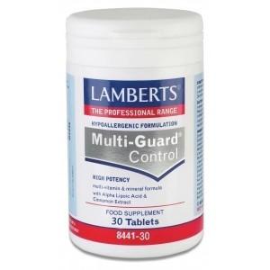 Lamberts Multi Guard Control, 30 tabs