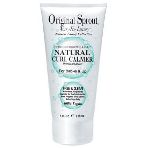 Original Sprout Natural Curl Calmer For Babies & Up 118ml(Για Μπουκλες)