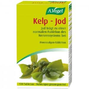 A.Vogel Kelp-Jod 120 ταμπλέτες