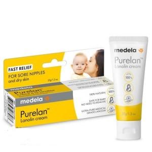 MEDELA Purelan 100 nipple cream (κρεμα θηλων) 37g