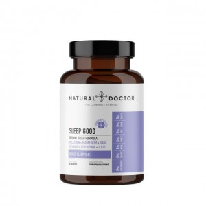 Natural Doctor Sleep Good Συμπλήρωμα Διατροφής Για Τον Ύπνο 60 Κάψουλες