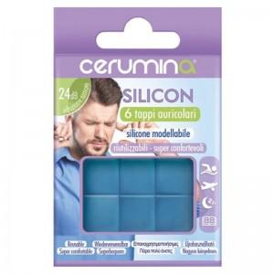 Cerumina Ωτοασπίδες Silicon 6τμχ