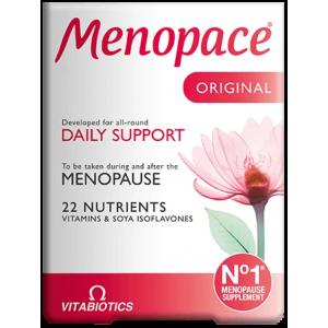 Vitabiotics Menopace Original 30tabs