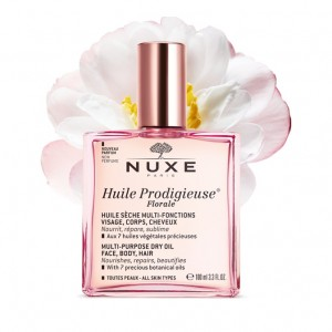 Nuxe Huile Prodigieuse Florale Ξηρό Λάδι για Πρόσωπο, Σώμα & Μαλλιά με Νεό Άρωμα, 100ml