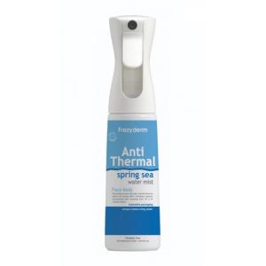 Frezyderm Anti Thermal Water Mist, 300ml.Αναζωογονητικό ενυδατικό νερό με αντιθερμική δράση,που δροσίζει άμεσα την επιδερμίδα.