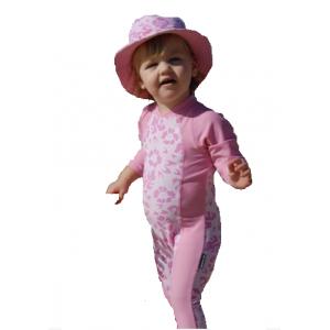 Sun Protection Αντιηλιακό Κορμάκι No3 Μακρύ Μανίκι 24-36 Μηνών