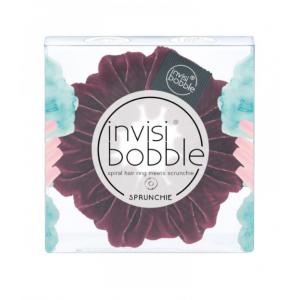Invisibobble Sprunchie Red Wine is Fine 1τεμ (Λαστιχάκι Μαλλιών με Βελούδινη Υφή)