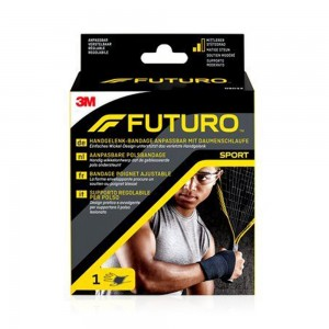 FUTURO - SPORT Ρυθμιζόμενο Αθλητικό Περικάρπιο Αντίχειρα (09033)