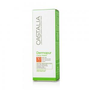 CASTALIA - Dermopur Creme solaire spf30 - 40ml